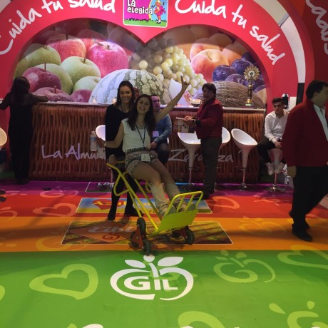 FRUIT ATTRACTION AGRICOLA GIL