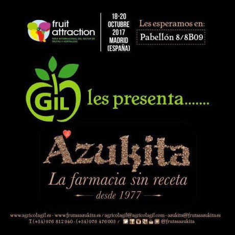 fruit attraction agricola gil 2017
